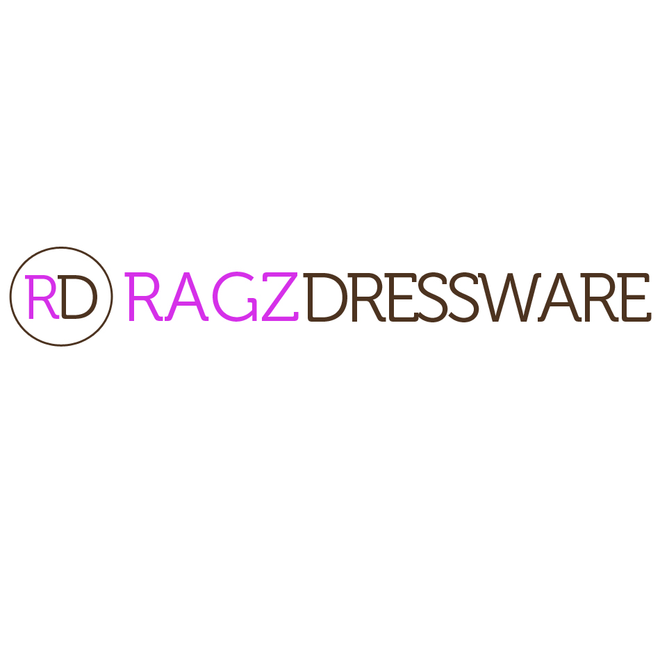 Logo Design by Nienie - Entry No. 352 in the Logo Design Contest Ragz Dressware.