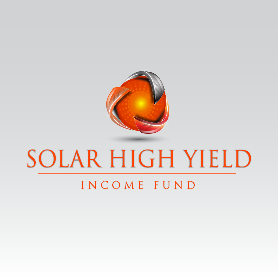 Logo Design by moonflower - Entry No. 4 in the Logo Design Contest Logo Design Needed for Exciting New Company Solar High Yield Income Fund.