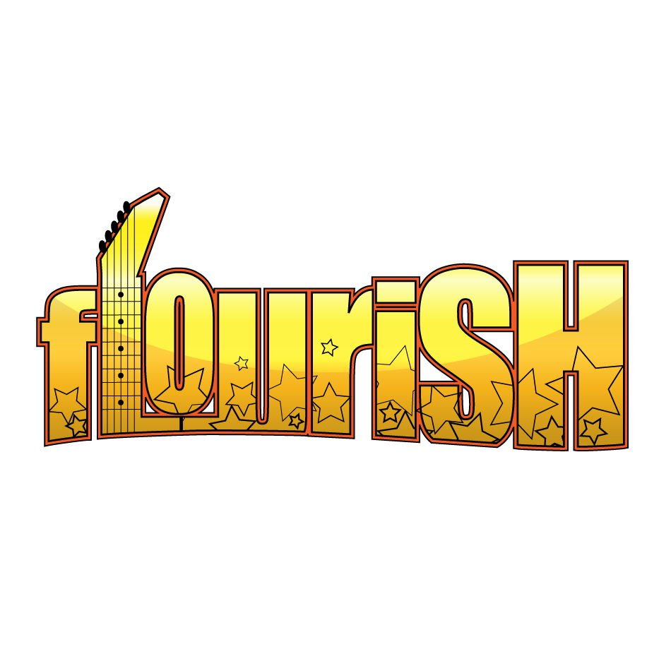 Logo Design by trav - Entry No. 34 in the Logo Design Contest Flourish.