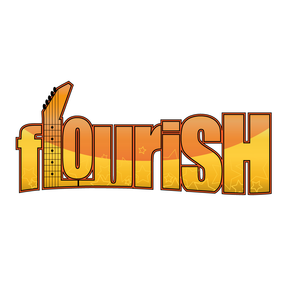 Logo Design by trav - Entry No. 36 in the Logo Design Contest Flourish.