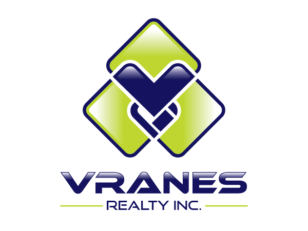 Logo Design by sinaglahi - Entry No. 125 in the Logo Design Contest Logo Design Needed for Exciting New Company Vranes Realty Inc..