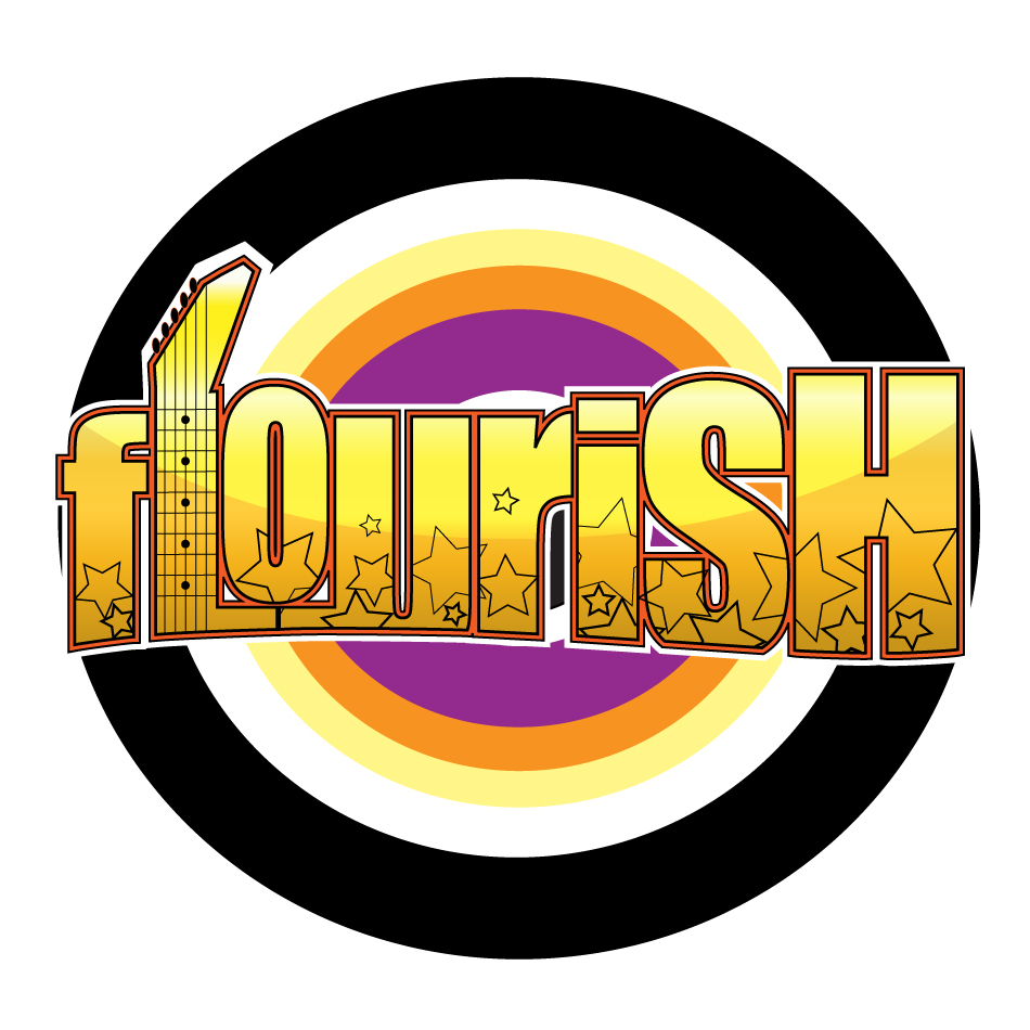 Logo Design by trav - Entry No. 37 in the Logo Design Contest Flourish.