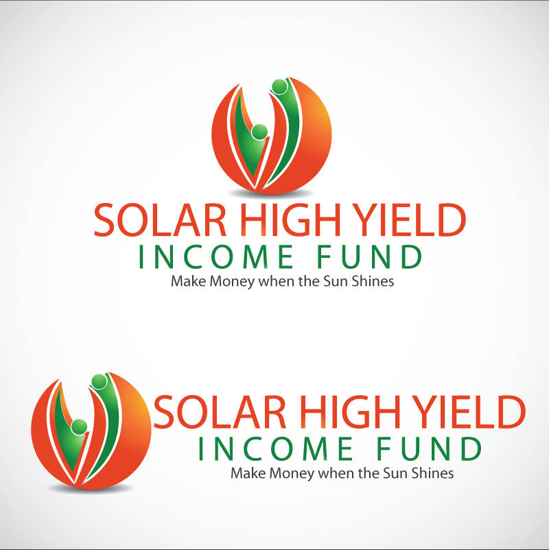 Logo Design by vickycool - Entry No. 9 in the Logo Design Contest Logo Design Needed for Exciting New Company Solar High Yield Income Fund.