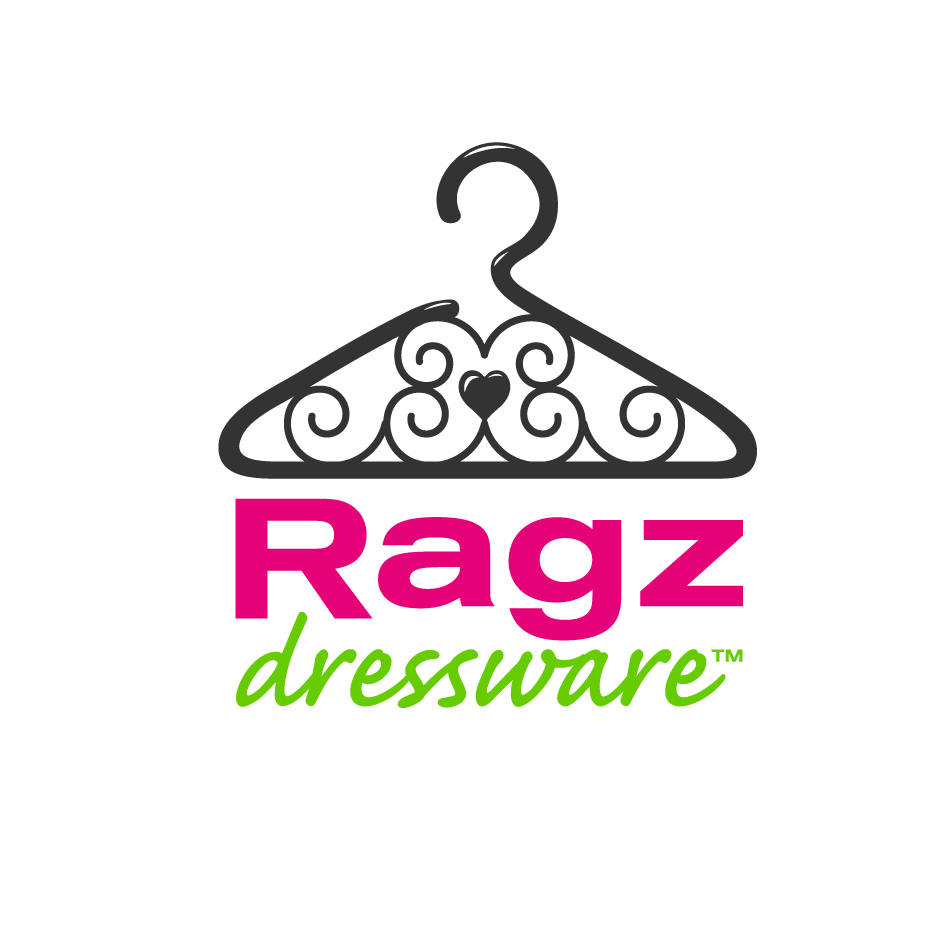 Logo Design by RetroMetro_Steve - Entry No. 354 in the Logo Design Contest Ragz Dressware.