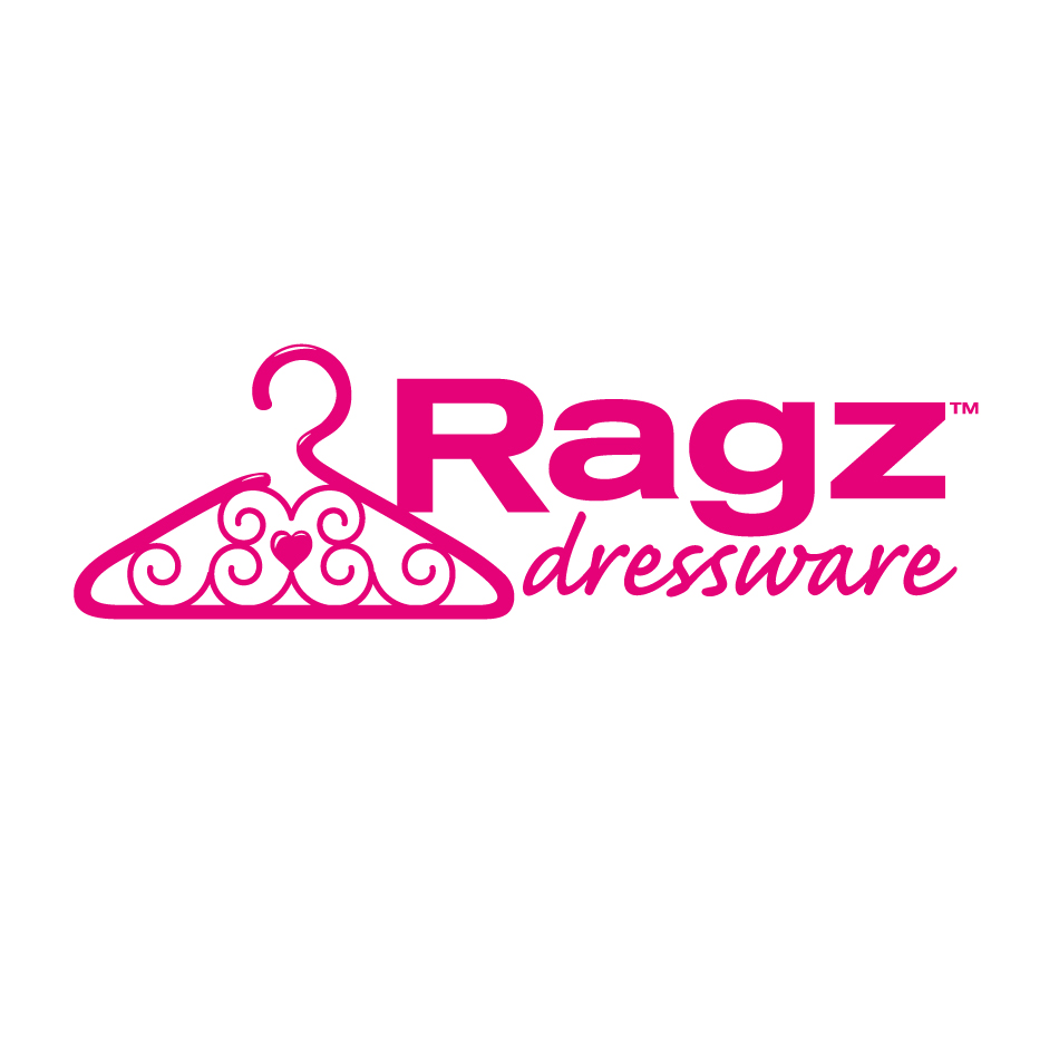 Logo Design by RetroMetro_Steve - Entry No. 356 in the Logo Design Contest Ragz Dressware.