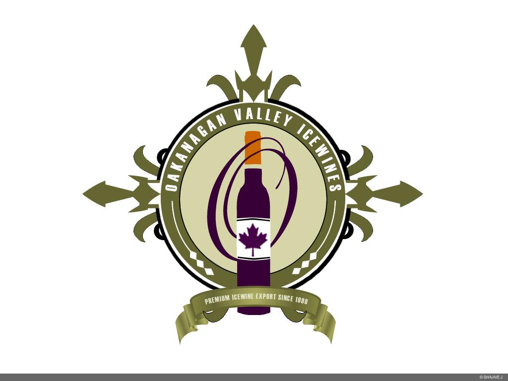 Logo Design by shajive - Entry No. 196 in the Logo Design Contest Logo Design for wine export company.