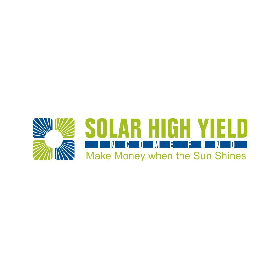 Logo Design by Ameen Yarob - Entry No. 12 in the Logo Design Contest Logo Design Needed for Exciting New Company Solar High Yield Income Fund.