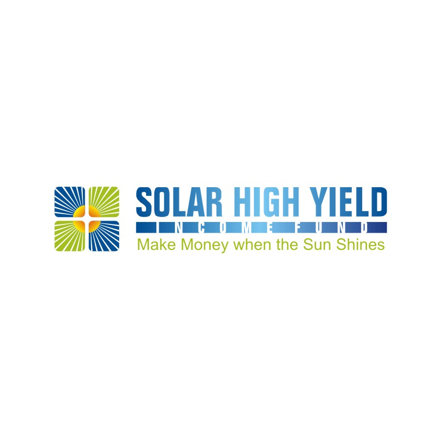 Logo Design by Ameen Yarob - Entry No. 13 in the Logo Design Contest Logo Design Needed for Exciting New Company Solar High Yield Income Fund.