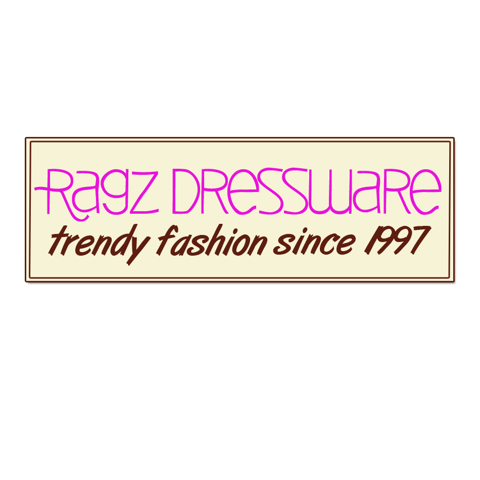 Logo Design by Nienie - Entry No. 361 in the Logo Design Contest Ragz Dressware.