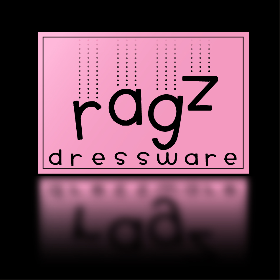 Logo Design by trav - Entry No. 362 in the Logo Design Contest Ragz Dressware.
