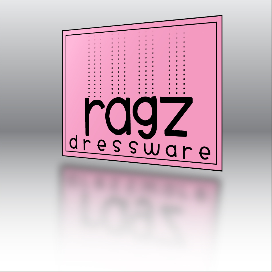 Logo Design by trav - Entry No. 363 in the Logo Design Contest Ragz Dressware.