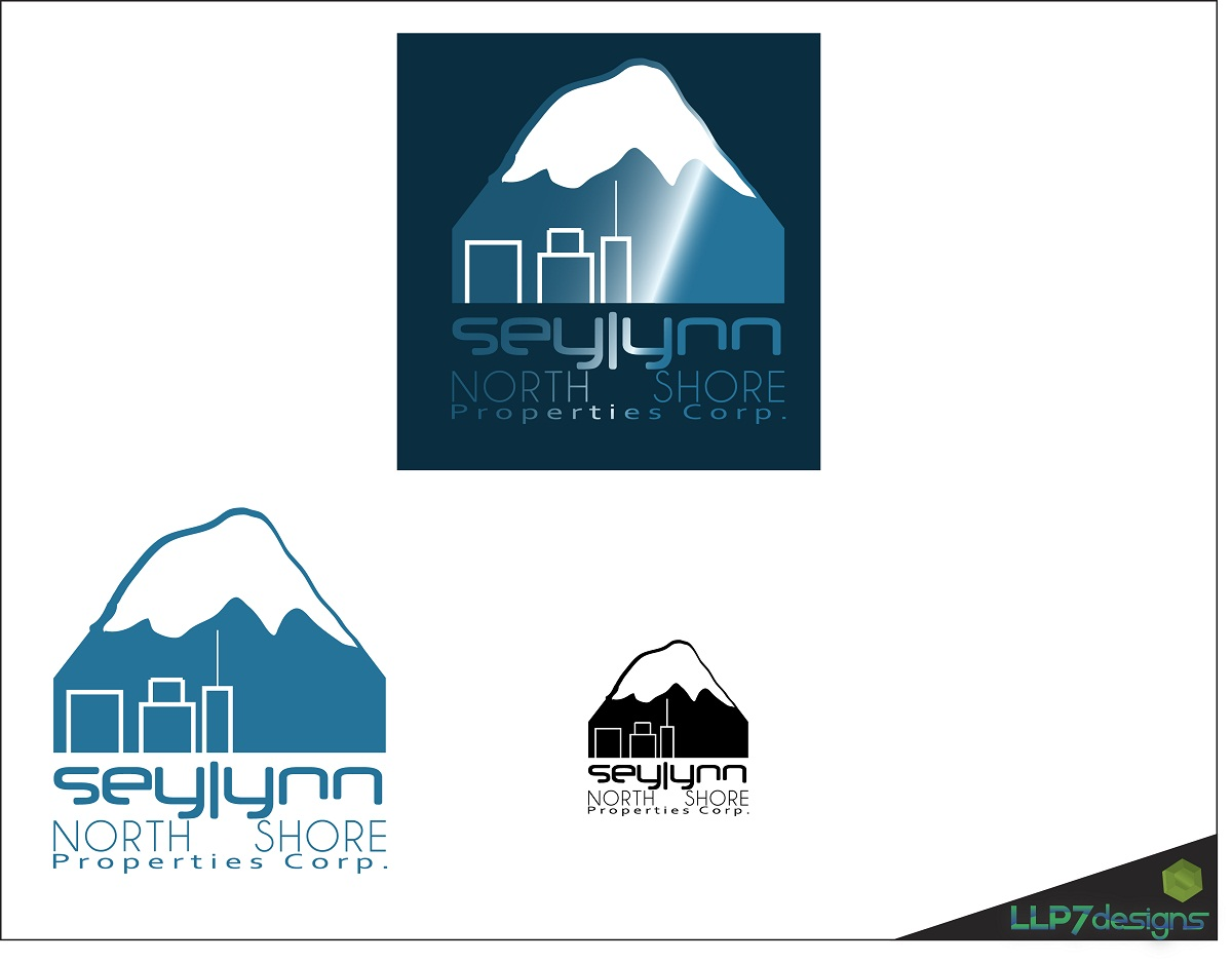 Logo Design by LLP7 - Entry No. 7 in the Logo Design Contest Logo Design Needed for Exciting New Company Seylynn Northshore Properties.