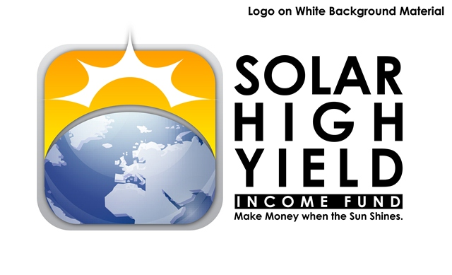 Logo Design by recorn - Entry No. 32 in the Logo Design Contest Logo Design Needed for Exciting New Company Solar High Yield Income Fund.