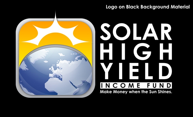 Logo Design by recorn - Entry No. 33 in the Logo Design Contest Logo Design Needed for Exciting New Company Solar High Yield Income Fund.