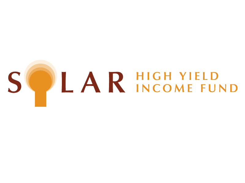 Logo Design by rachna - Entry No. 42 in the Logo Design Contest Logo Design Needed for Exciting New Company Solar High Yield Income Fund.