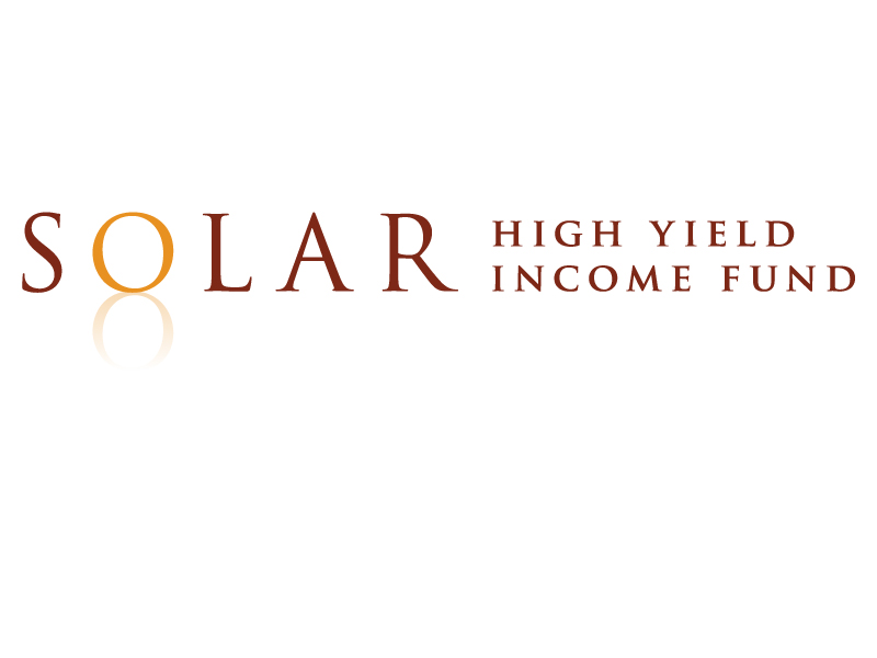 Logo Design by rachna - Entry No. 43 in the Logo Design Contest Logo Design Needed for Exciting New Company Solar High Yield Income Fund.