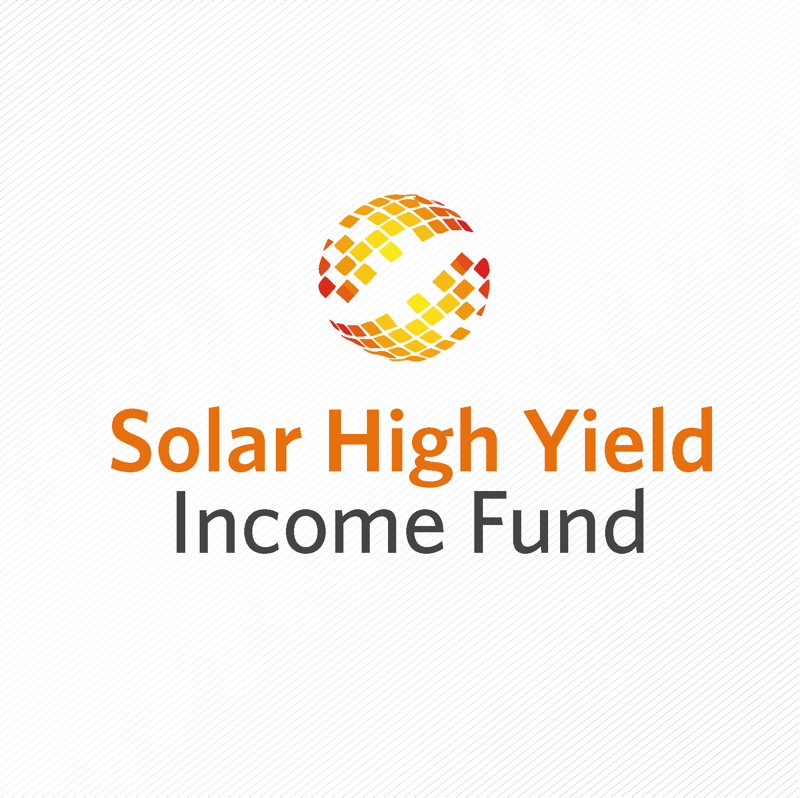 Logo Design by dwimalai - Entry No. 45 in the Logo Design Contest Logo Design Needed for Exciting New Company Solar High Yield Income Fund.