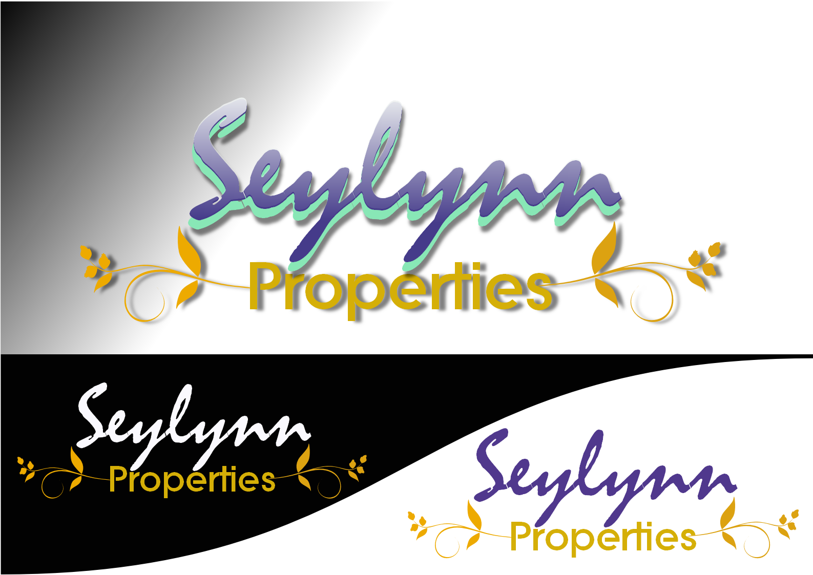 Logo Design by Heri Susanto - Entry No. 16 in the Logo Design Contest Logo Design Needed for Exciting New Company Seylynn Northshore Properties.
