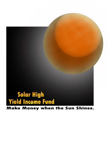 Logo Design by Moag - Entry No. 61 in the Logo Design Contest Logo Design Needed for Exciting New Company Solar High Yield Income Fund.