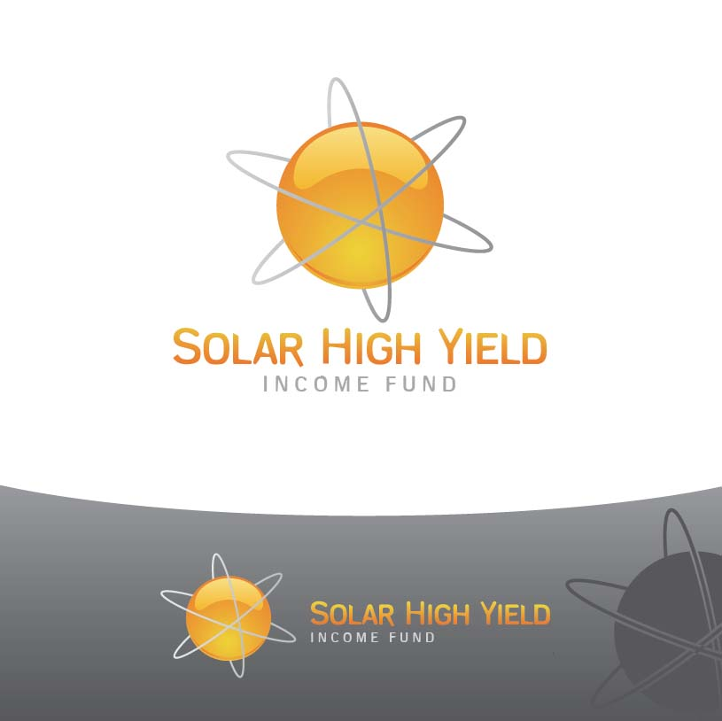 Logo Design by limix - Entry No. 72 in the Logo Design Contest Logo Design Needed for Exciting New Company Solar High Yield Income Fund.