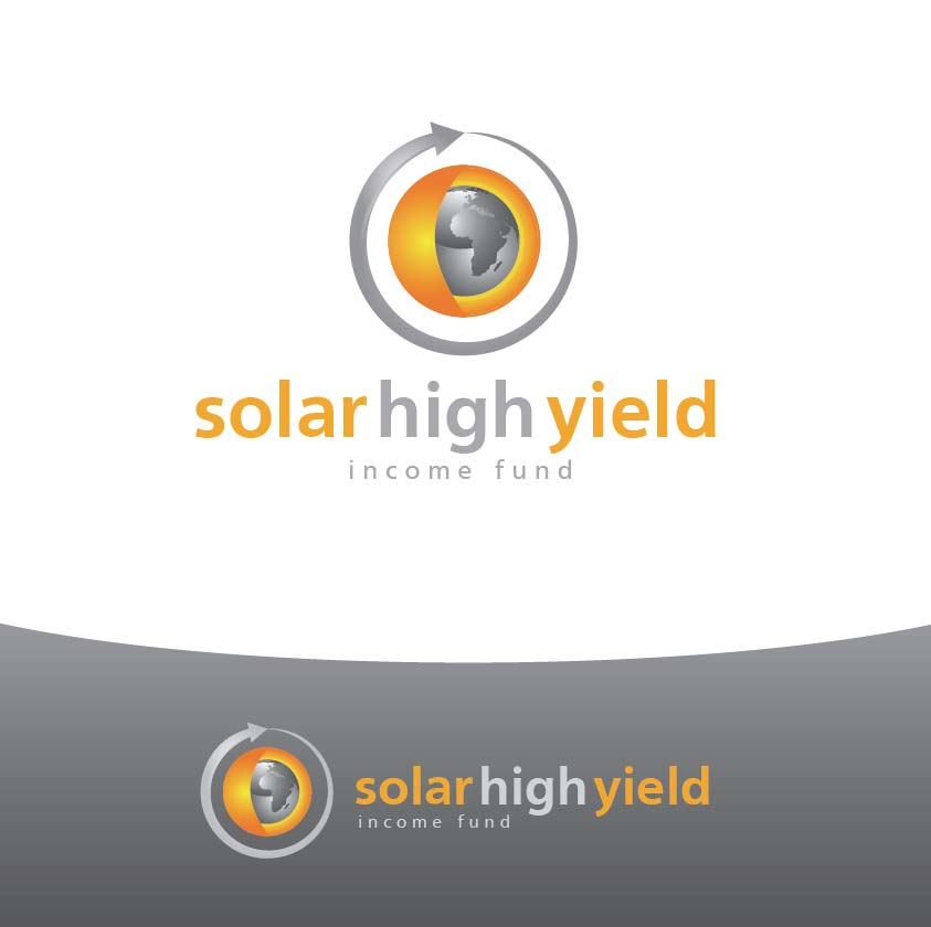 Logo Design by limix - Entry No. 73 in the Logo Design Contest Logo Design Needed for Exciting New Company Solar High Yield Income Fund.
