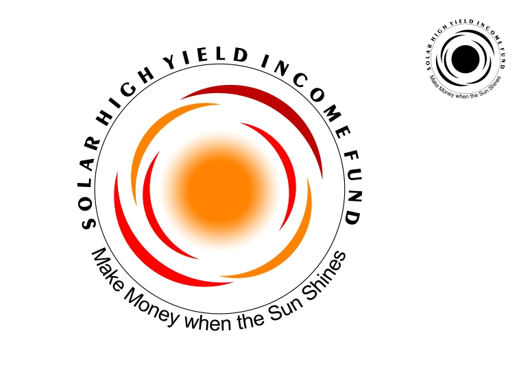 Logo Design by akosvan - Entry No. 78 in the Logo Design Contest Logo Design Needed for Exciting New Company Solar High Yield Income Fund.