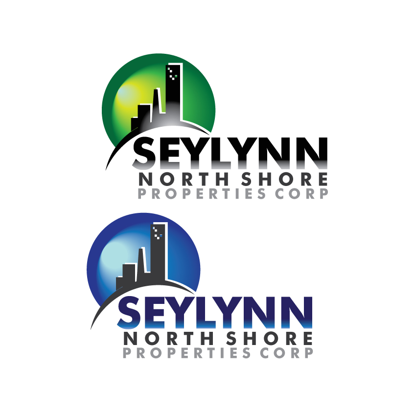 Logo Design by stormbighit - Entry No. 31 in the Logo Design Contest Logo Design Needed for Exciting New Company Seylynn Northshore Properties.