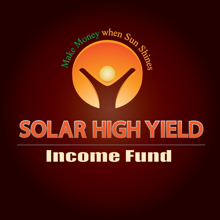 Logo Design by Dan Cristian - Entry No. 80 in the Logo Design Contest Logo Design Needed for Exciting New Company Solar High Yield Income Fund.