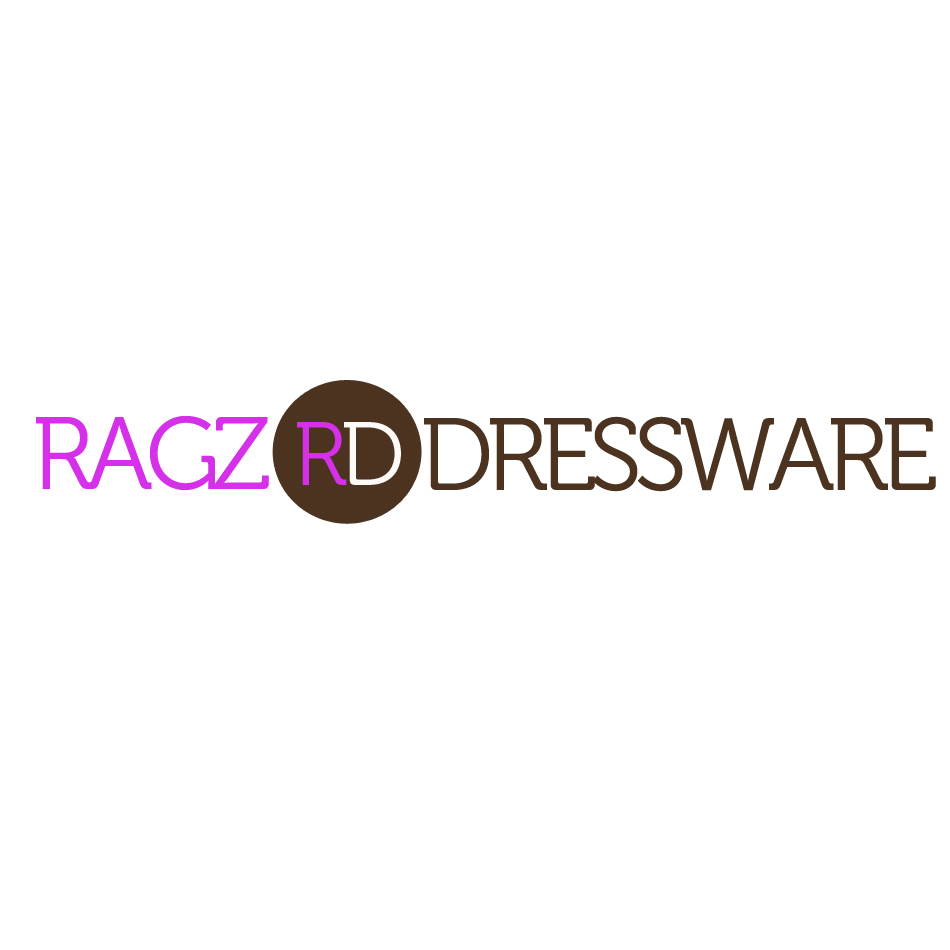 Logo Design by Nienie - Entry No. 379 in the Logo Design Contest Ragz Dressware.
