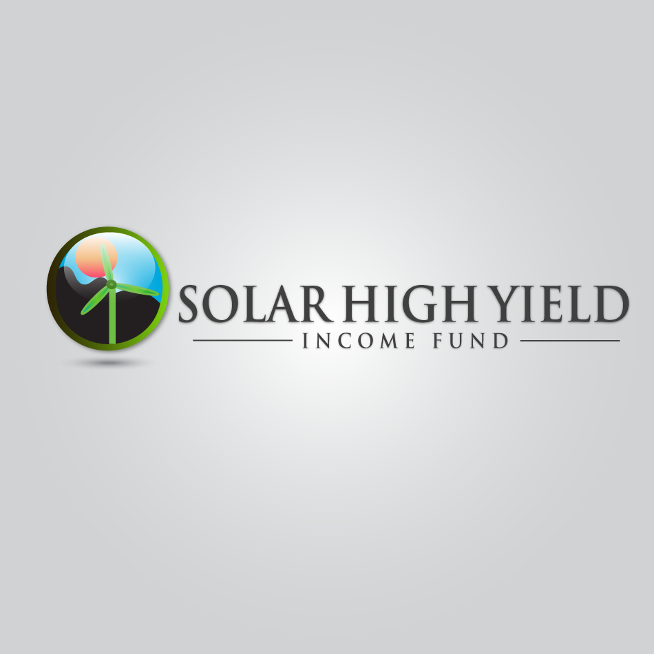 Logo Design by moonflower - Entry No. 89 in the Logo Design Contest Logo Design Needed for Exciting New Company Solar High Yield Income Fund.