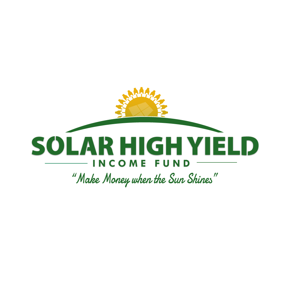 Logo Design by moonflower - Entry No. 93 in the Logo Design Contest Logo Design Needed for Exciting New Company Solar High Yield Income Fund.