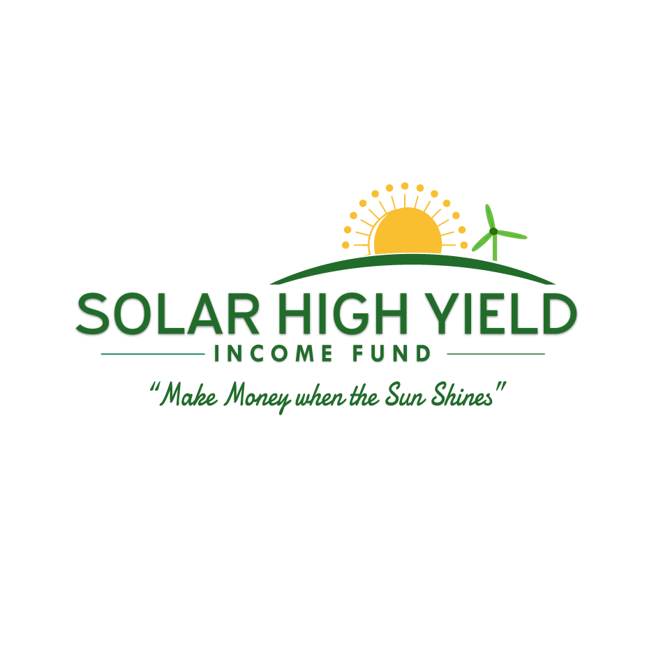 Logo Design by moonflower - Entry No. 94 in the Logo Design Contest Logo Design Needed for Exciting New Company Solar High Yield Income Fund.