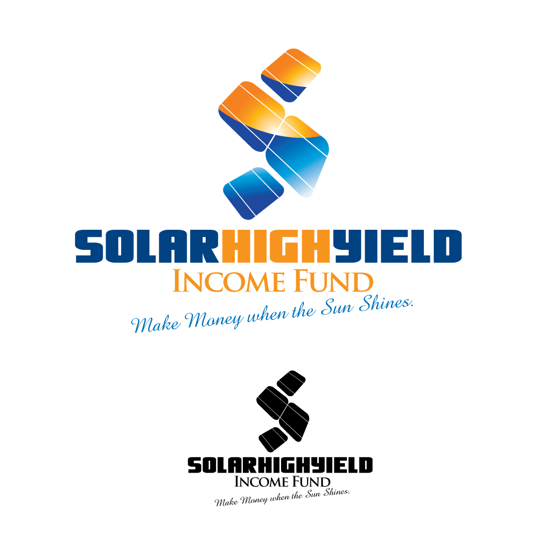 Logo Design by Severiano Fernandes - Entry No. 98 in the Logo Design Contest Logo Design Needed for Exciting New Company Solar High Yield Income Fund.
