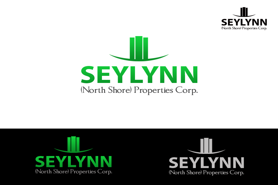 Logo Design by Golden_Hand - Entry No. 52 in the Logo Design Contest Logo Design Needed for Exciting New Company Seylynn Northshore Properties.