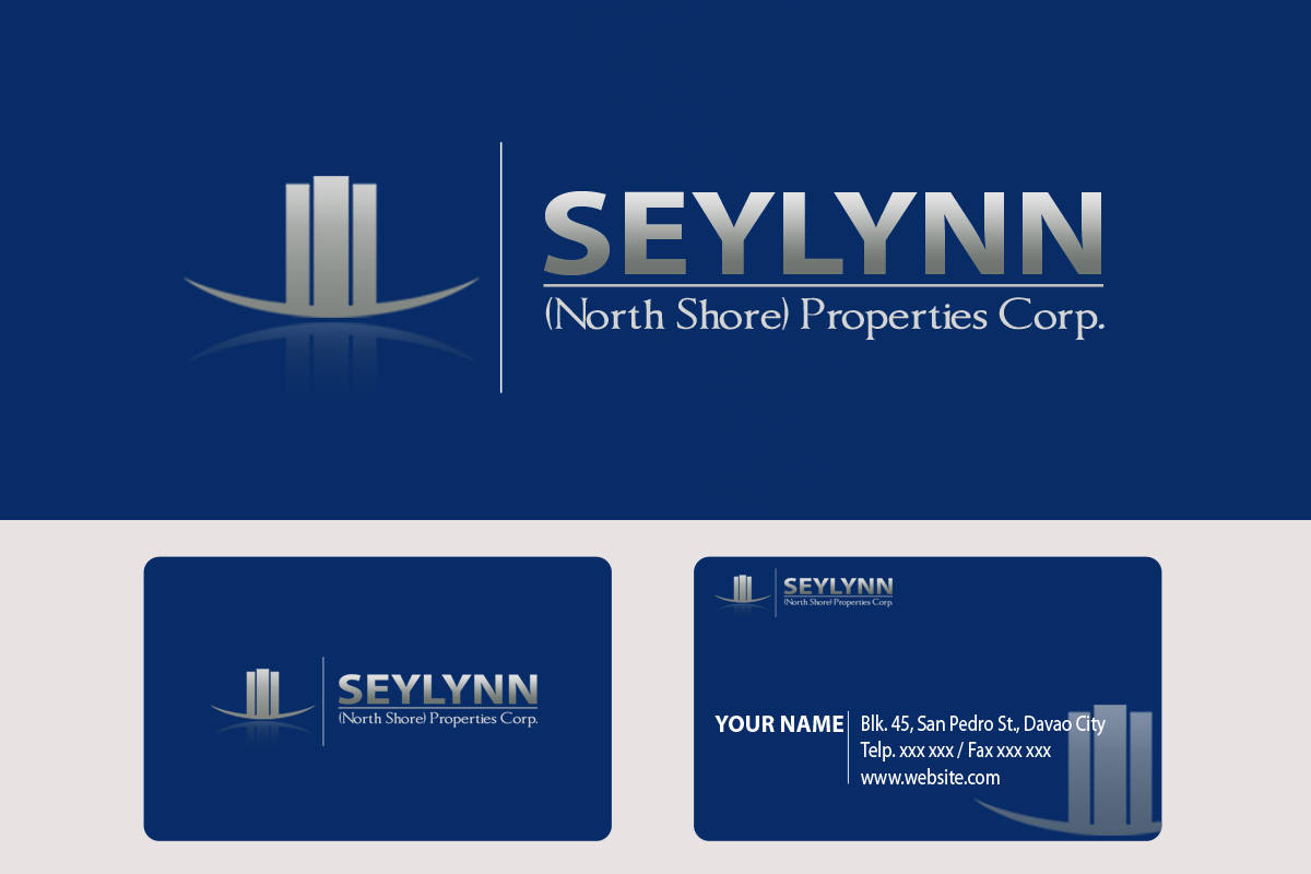 Logo Design by golden-hand - Entry No. 53 in the Logo Design Contest Logo Design Needed for Exciting New Company Seylynn Northshore Properties.