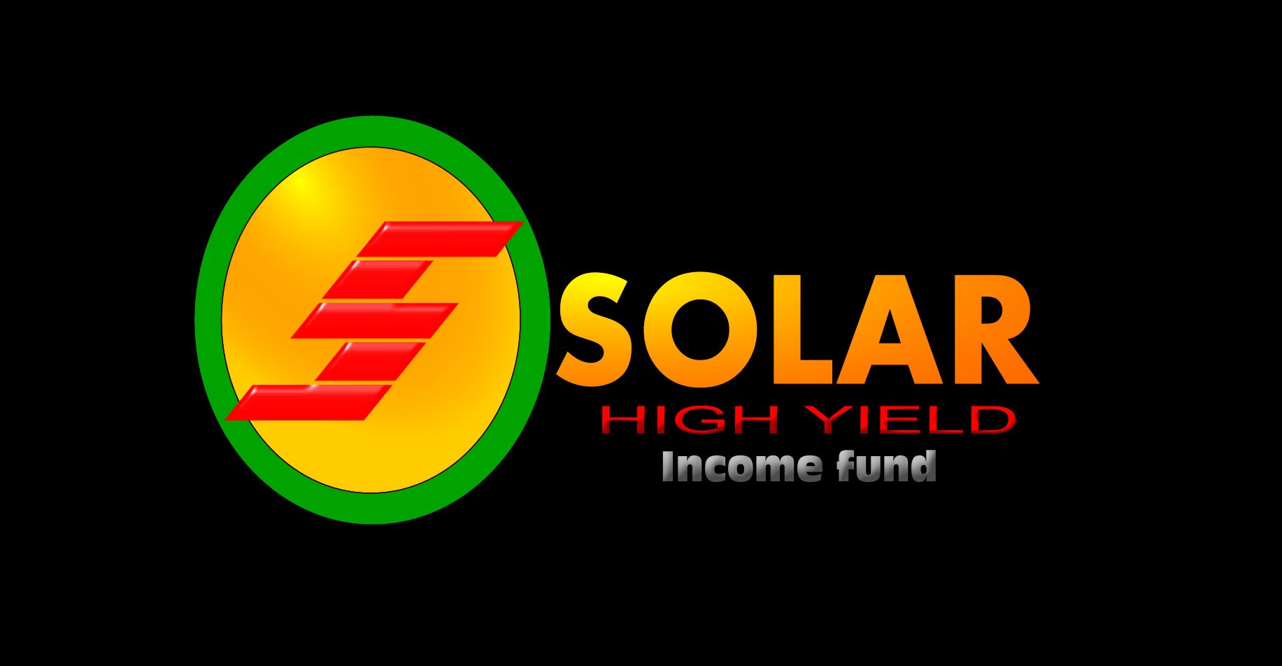 Logo Design by Joseph calunsag Cagaanan - Entry No. 109 in the Logo Design Contest Logo Design Needed for Exciting New Company Solar High Yield Income Fund.