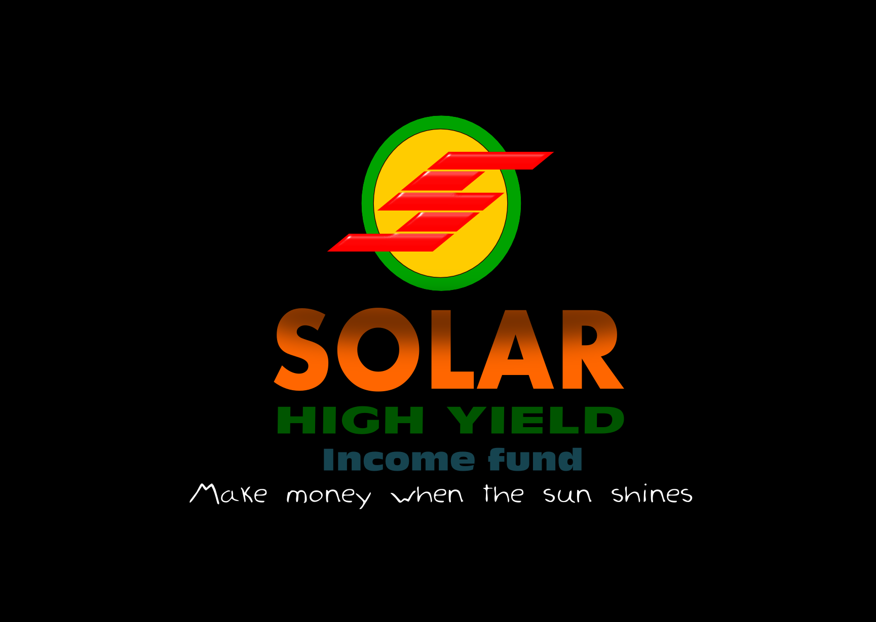Logo Design by Joseph calunsag Cagaanan - Entry No. 112 in the Logo Design Contest Logo Design Needed for Exciting New Company Solar High Yield Income Fund.