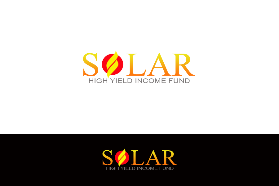 Logo Design by golden-hand - Entry No. 115 in the Logo Design Contest Logo Design Needed for Exciting New Company Solar High Yield Income Fund.