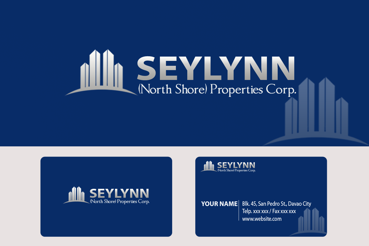 Logo Design by golden-hand - Entry No. 61 in the Logo Design Contest Logo Design Needed for Exciting New Company Seylynn Northshore Properties.