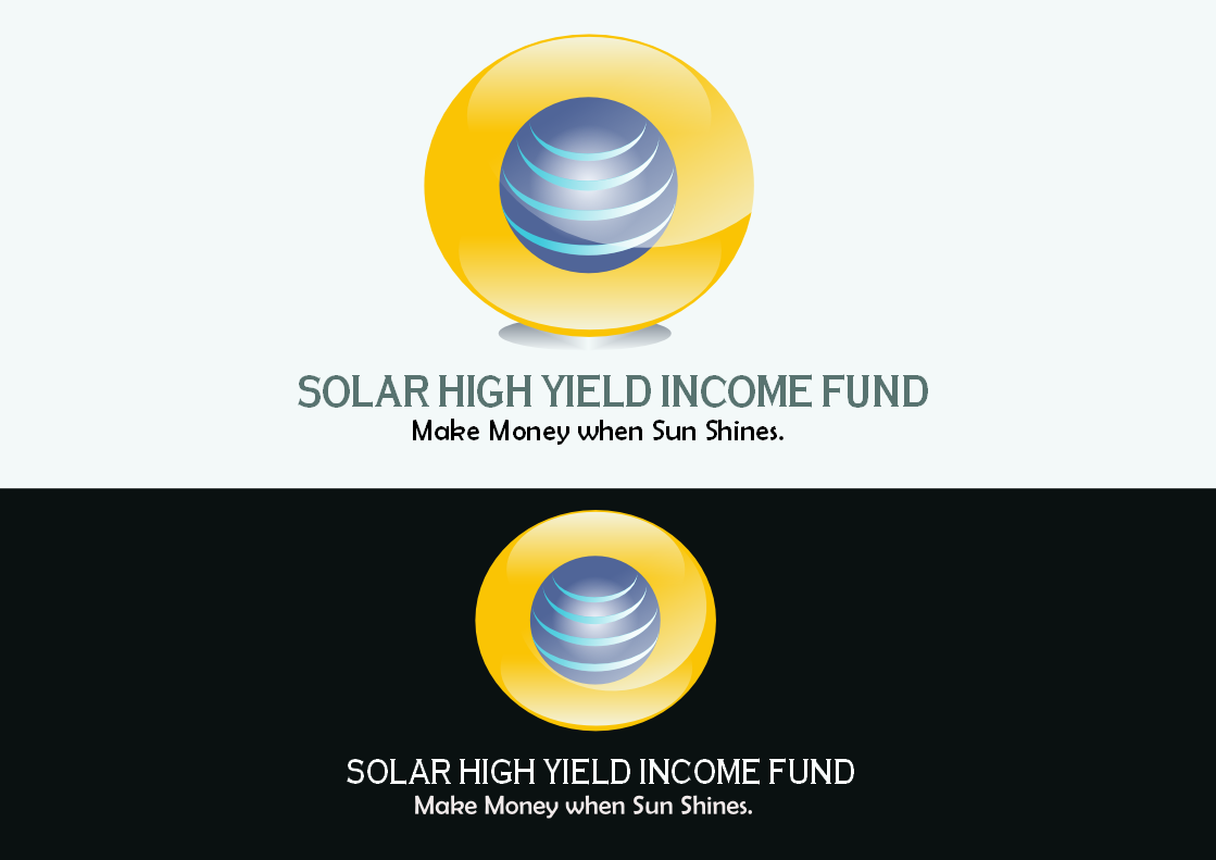 Logo Design by Heri Susanto - Entry No. 119 in the Logo Design Contest Logo Design Needed for Exciting New Company Solar High Yield Income Fund.