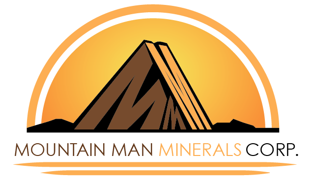 Logo Design by Justin Lucero - Entry No. 10 in the Logo Design Contest Mountian Man Minerals Corp. Logo Design.