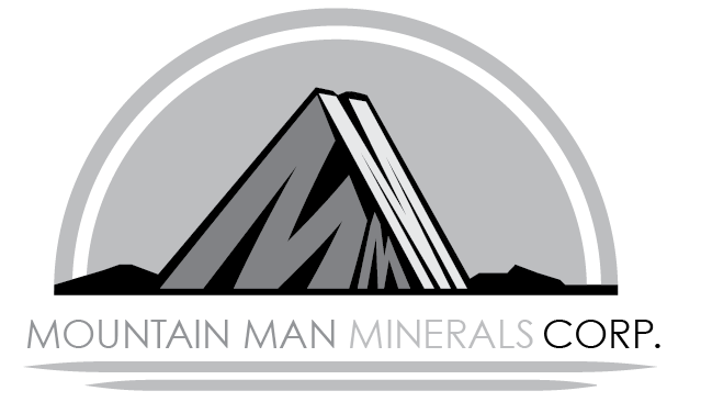 Logo Design by Justin Lucero - Entry No. 11 in the Logo Design Contest Mountian Man Minerals Corp. Logo Design.