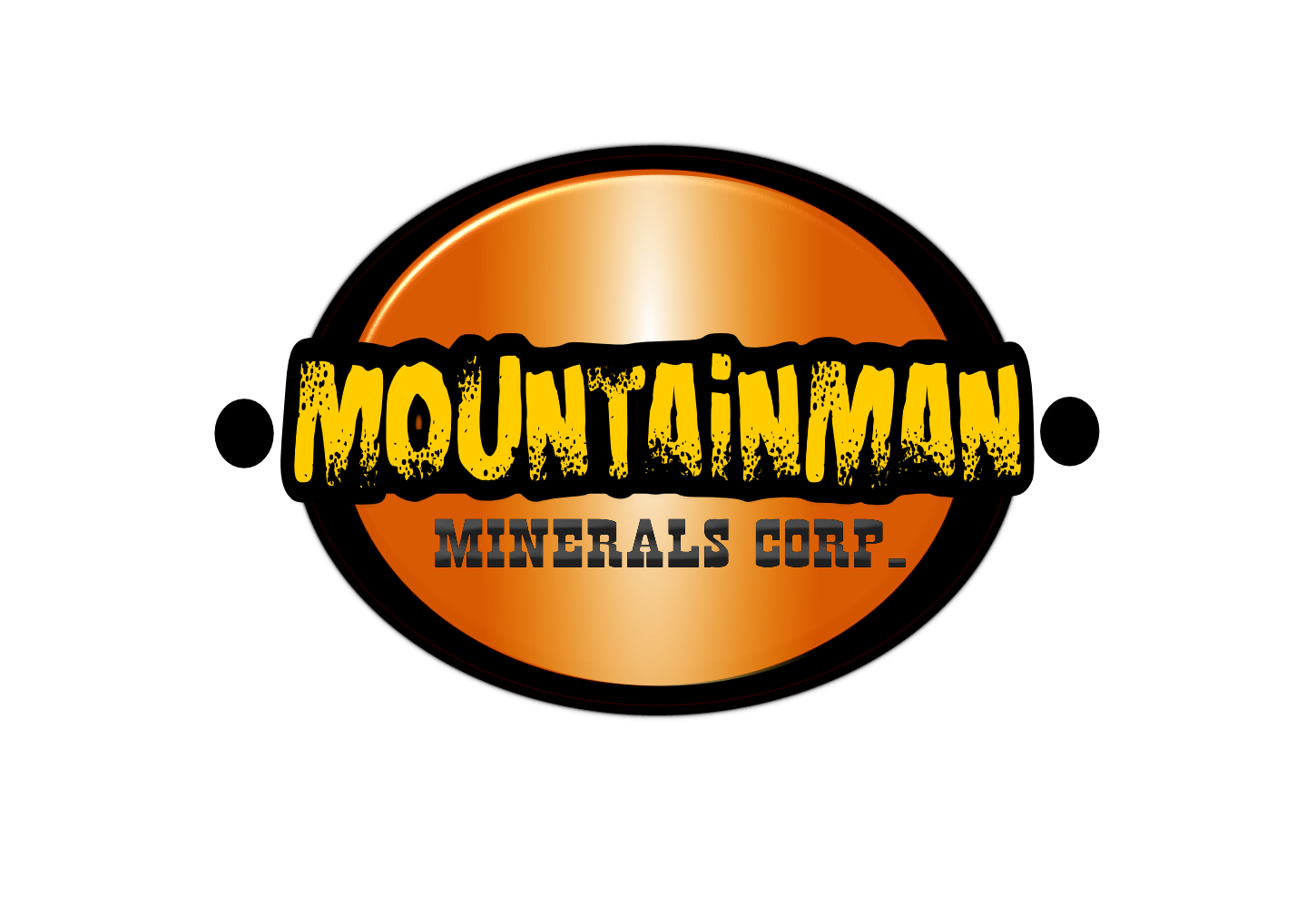 Logo Design by Joseph calunsag Cagaanan - Entry No. 14 in the Logo Design Contest Mountian Man Minerals Corp. Logo Design.