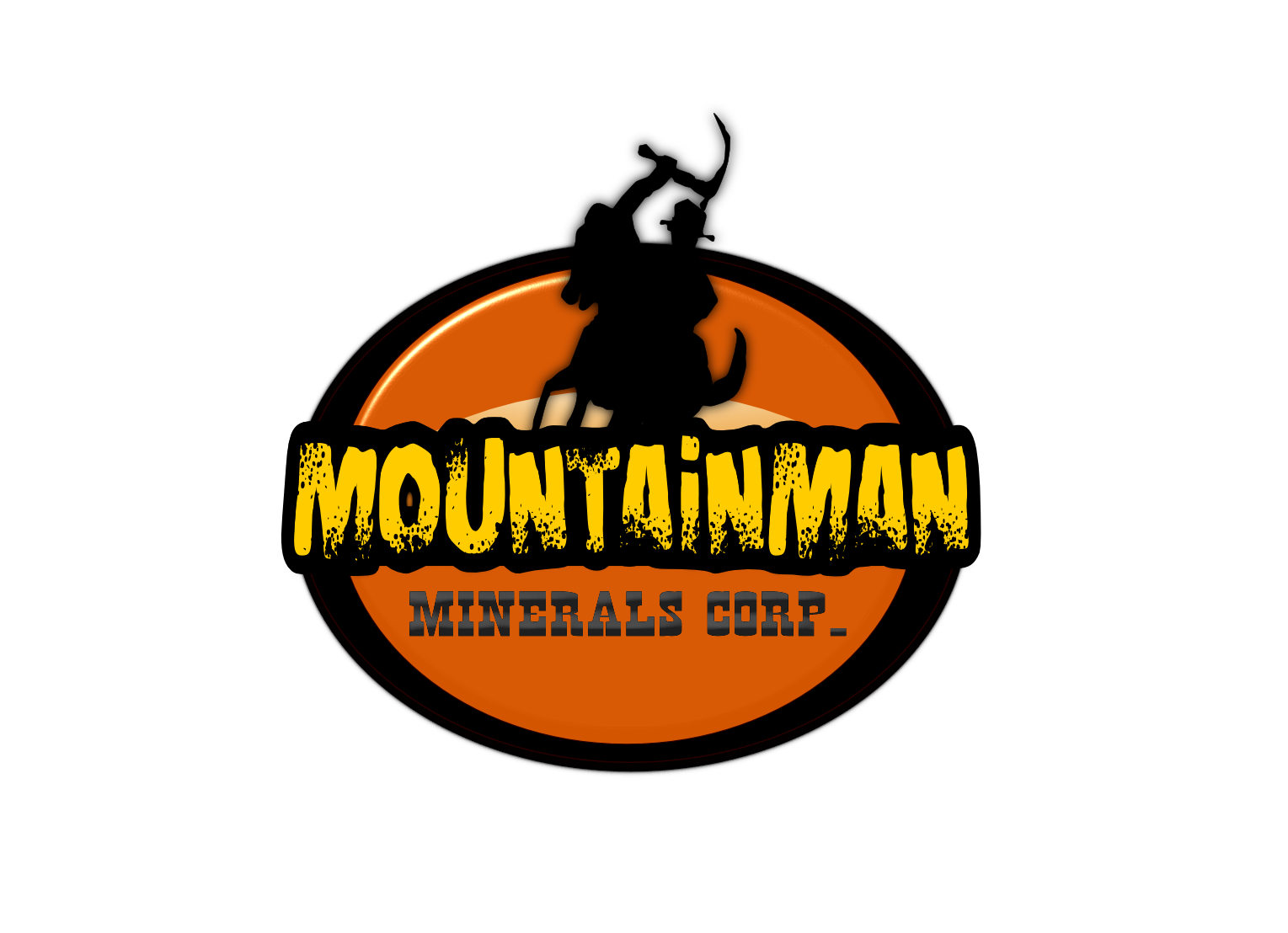 Logo Design by Joseph calunsag Cagaanan - Entry No. 16 in the Logo Design Contest Mountian Man Minerals Corp. Logo Design.