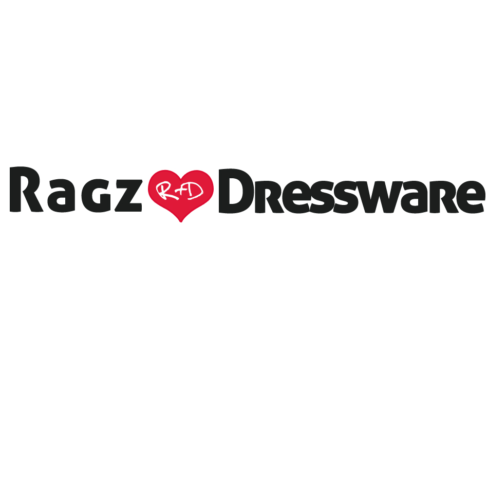 Logo Design by Nienie - Entry No. 388 in the Logo Design Contest Ragz Dressware.