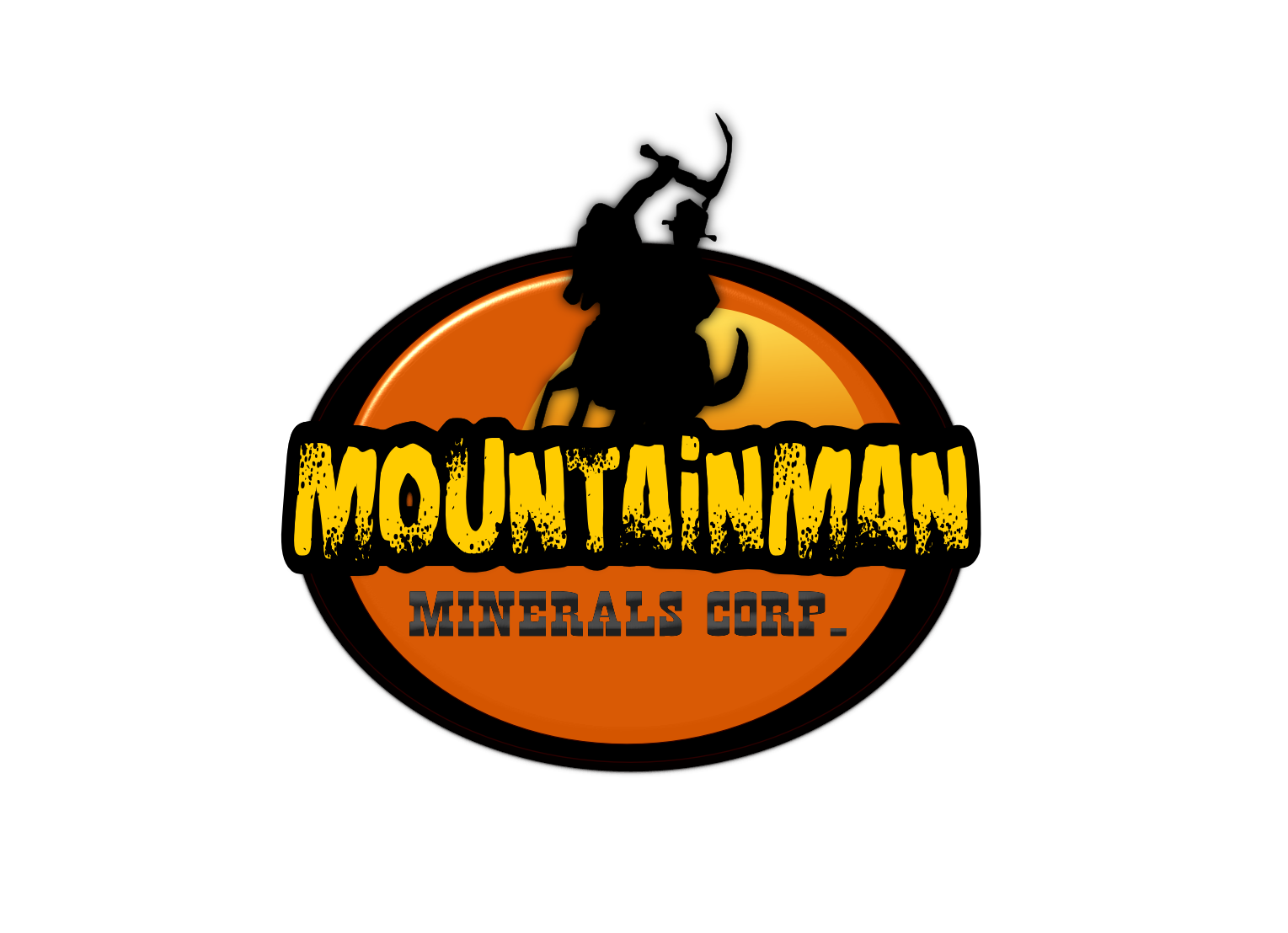 Logo Design by Joseph calunsag Cagaanan - Entry No. 17 in the Logo Design Contest Mountian Man Minerals Corp. Logo Design.