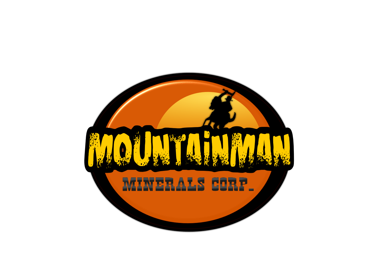 Logo Design by Joseph calunsag Cagaanan - Entry No. 18 in the Logo Design Contest Mountian Man Minerals Corp. Logo Design.