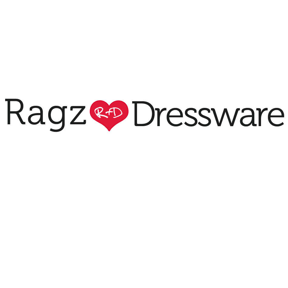 Logo Design by Nienie - Entry No. 389 in the Logo Design Contest Ragz Dressware.