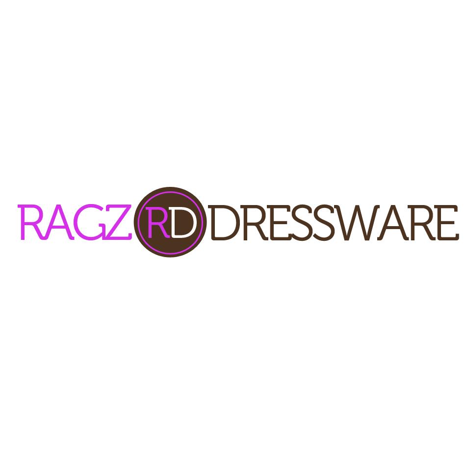 Logo Design by Nienie - Entry No. 393 in the Logo Design Contest Ragz Dressware.