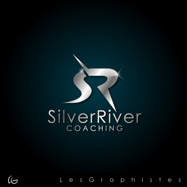 Logo Design by Les-Graphistes - Entry No. 21 in the Logo Design Contest Logo Design Needed for Exciting New Company Silver River Coaching.